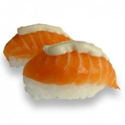 Sushi Saumon Fromage (2 pcs)