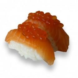 Sushi Saumon Œufs de Saumon...