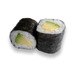 Maki Concombre ou Avocat (8...