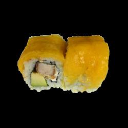 Rainbow Roll Mango Roll 1...