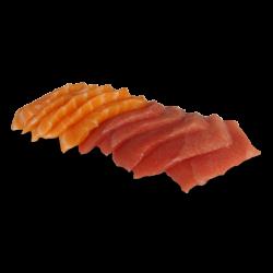 Sashimi Mix Saumon/Thon (10...
