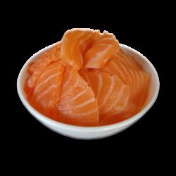 Chirashi Saumon (1 bol)